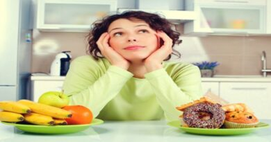 Healthy and Junk Food - Understanding True Difference