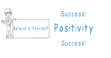 The Power of Positive Thinking with some more information