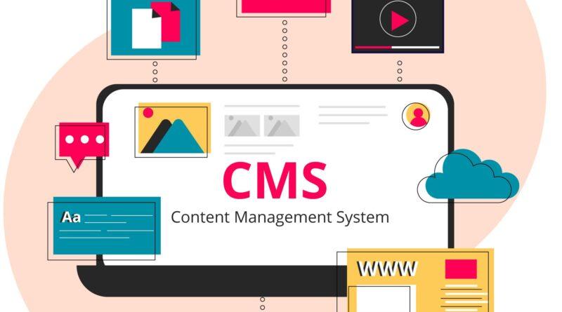 CMS web development company