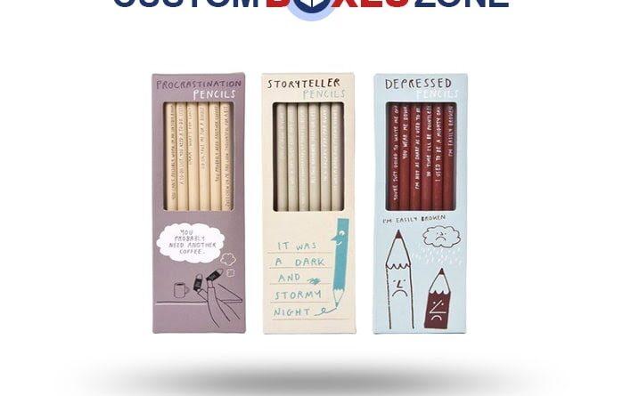 Cardboard Pencil Box – Wholesale Box For Children