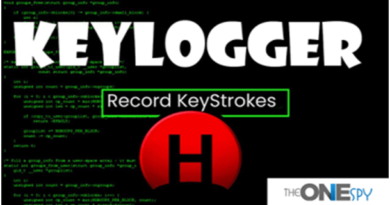 Email Keystrokes logger Employees