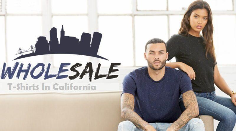 Wholesale T-Shirts California