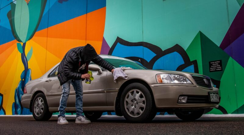 Buying a used car online
