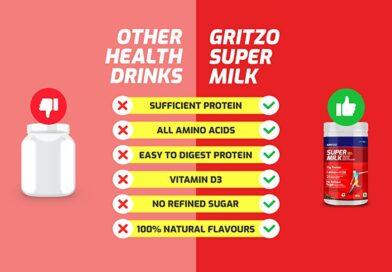 Gritzo Supermilk