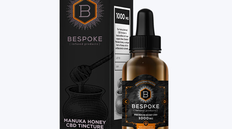 CBD Tincture Boxes: A Good Source of Promoting Your Business
