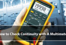 how to check continuity with a multimeter