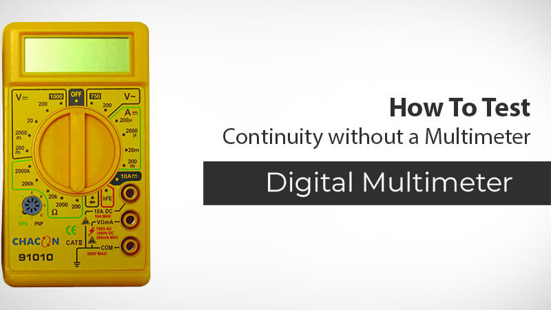 test Continuity without a Multimeter