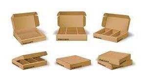 Custom Kraft Food Boxes